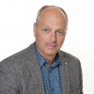Portretfoto van afscheidsfotograaf Peter Verheijen